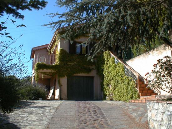 La villa les Vallières