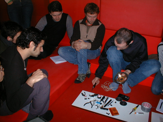 RAAC avec Luce Kerléo, Yvan Etienne, François Parra etc